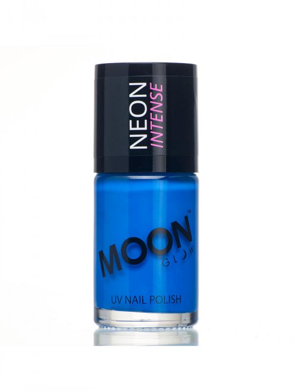 Neon UV Nagellak Blauw