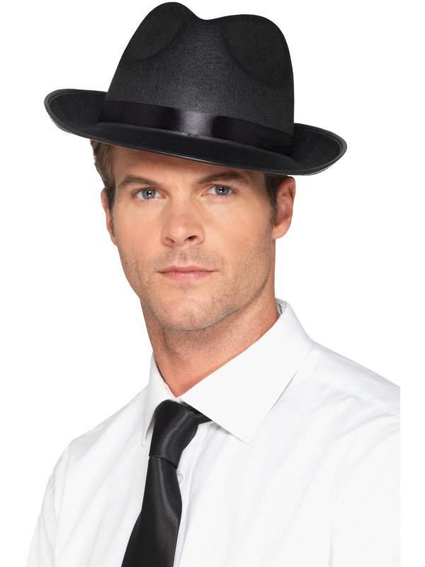 Men's Fedora Hoed