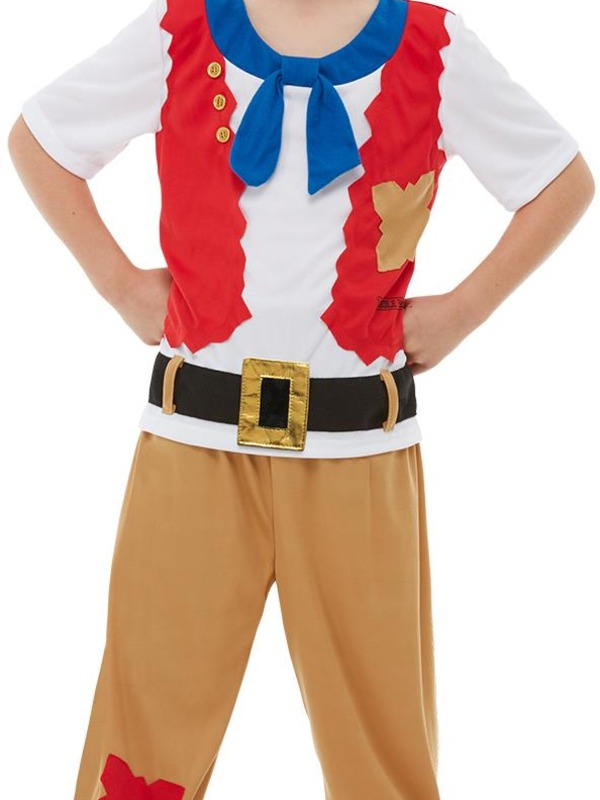 Horrible Histories Pirate Crew Kinder Kostuum