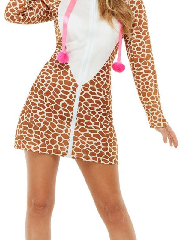 Giraffe Dames Kostuum