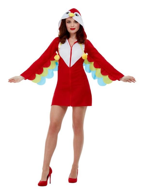 Parrot Dames Kostuum