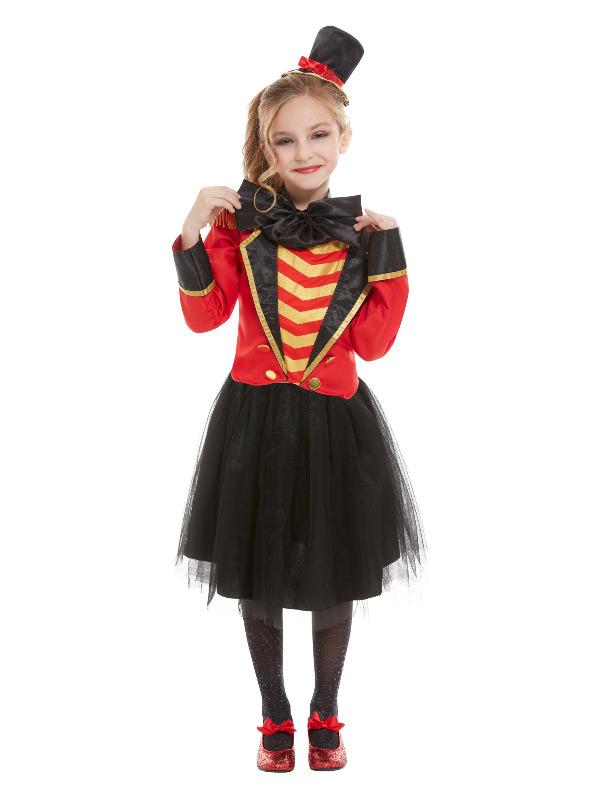 Deluxe Ringmaster Girl Kostuum