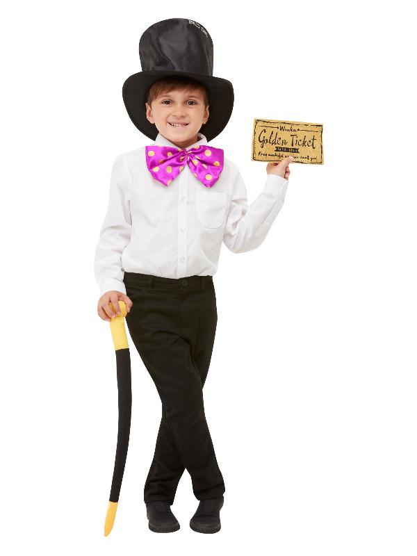 Roald Dahl Willy Wonka Setje