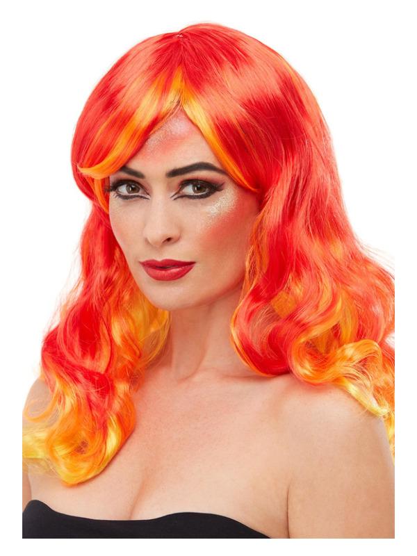 Smiffys Make-Up FX, Fire Aqua Kit