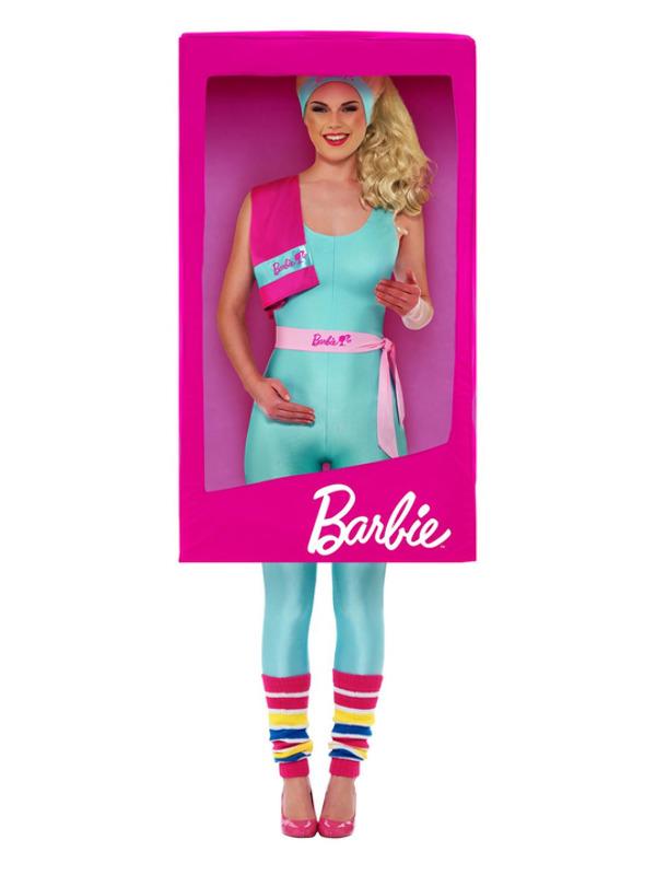 Barbie 3D Box Kostuum