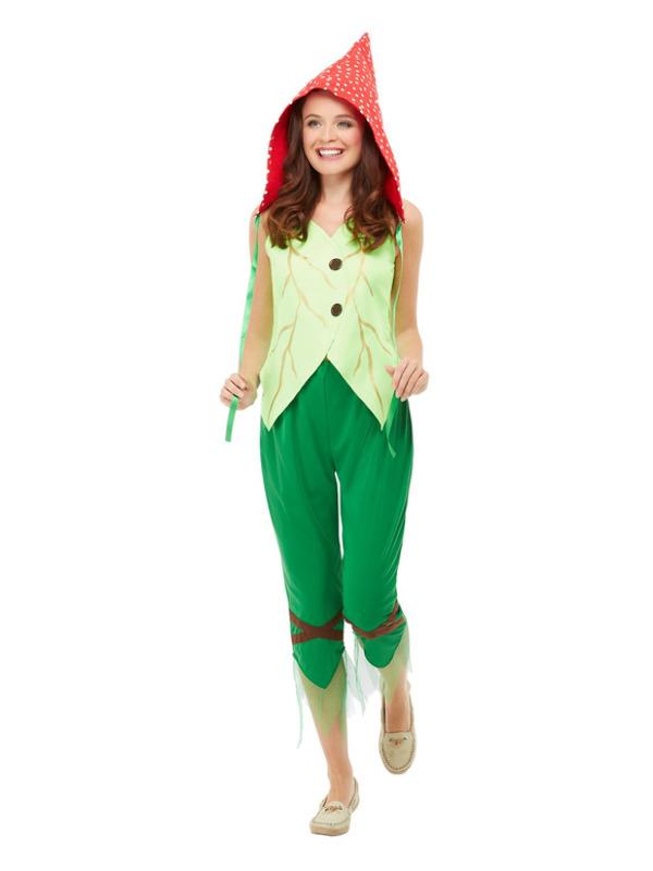 Toadstool Pixie Kostuum