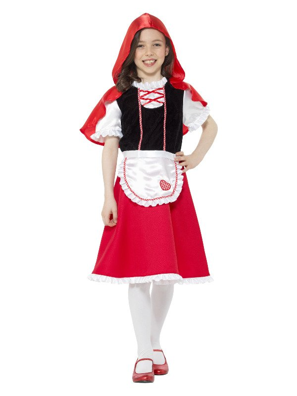 Red Riding Hood Girl Kostuum