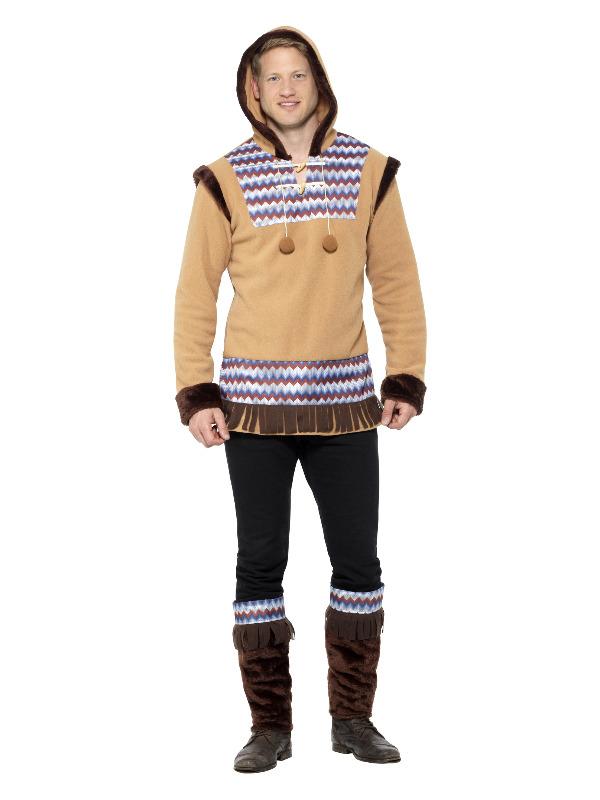 Arctic Man Kostuum