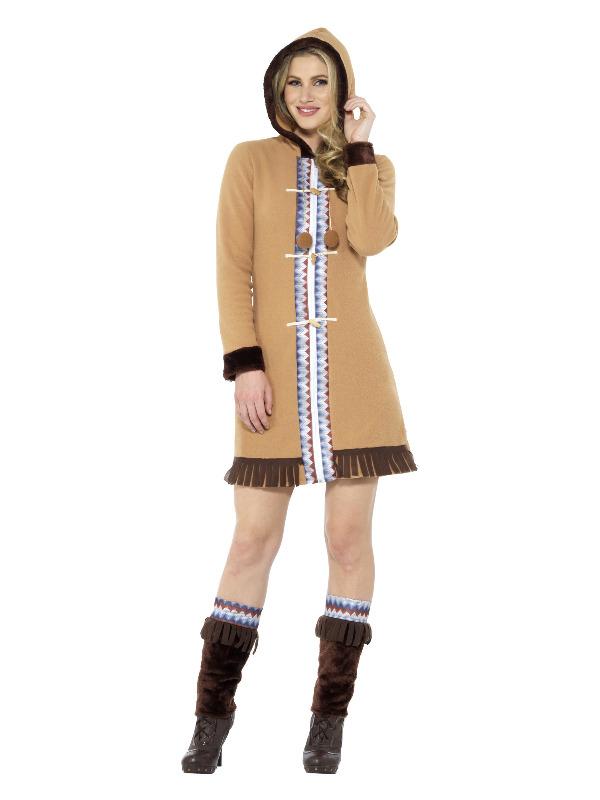 Arctic Lady Kostuum
