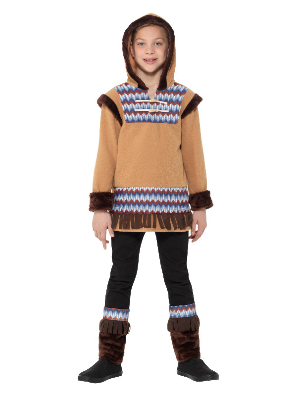 Arctic Boy Kostuum