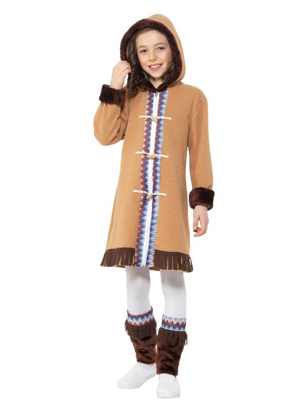 Arctic Girl Kostuum