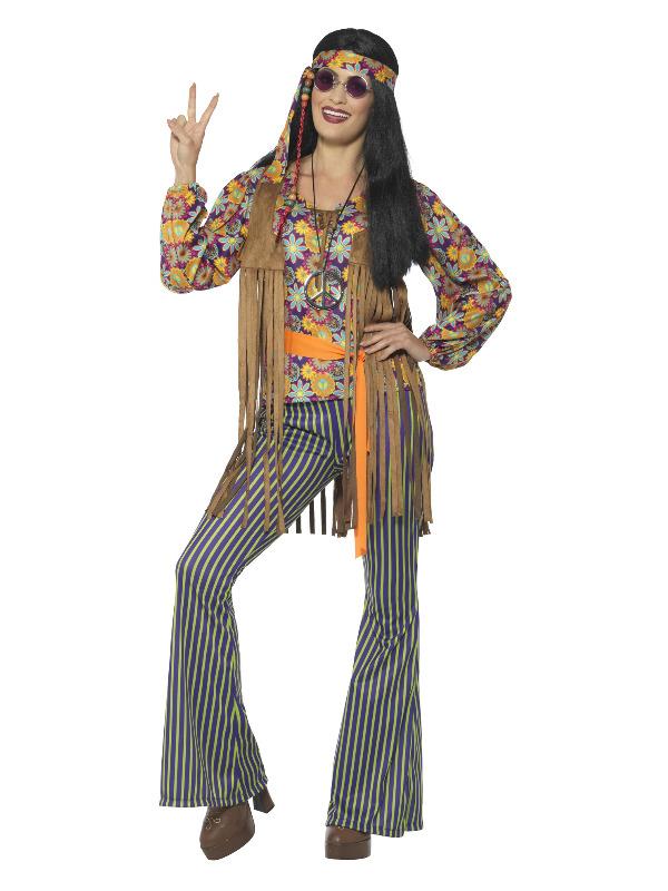 60s Singer Lady Kostuum