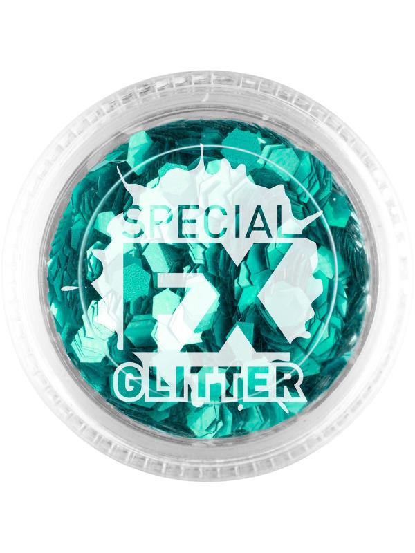 Make-Up Confetti Glitter Groen