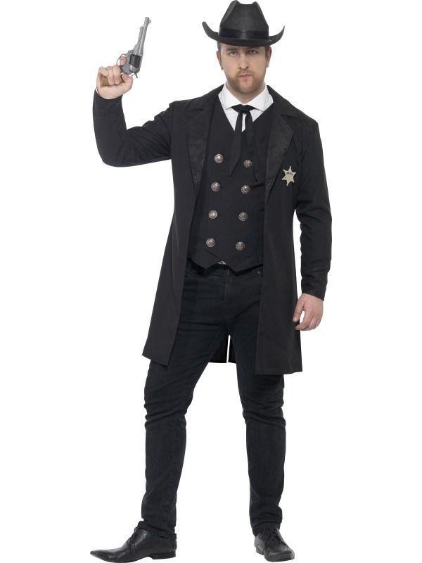 Curves Sheriff Kostuum
