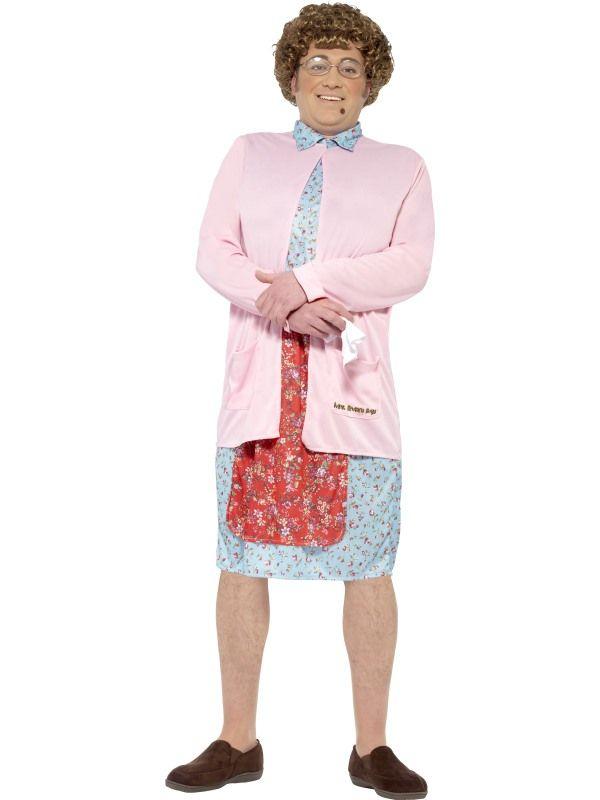 Mrs Brown Kostuum