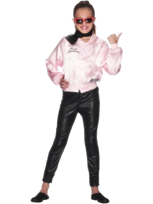 Grease Pink Ladies Kinderjasje