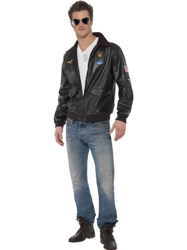 Top Gun Bomber Jacket