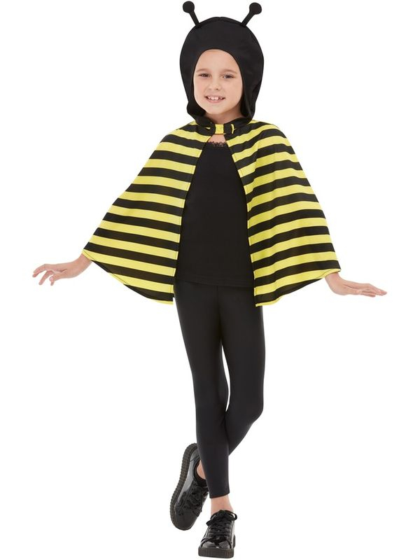 Bumblebee Hooded Cape