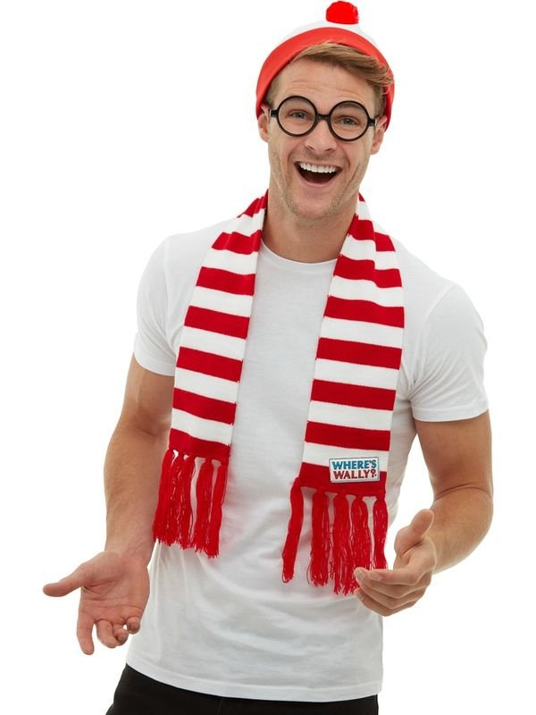 Where's Wally? Setje Unisex