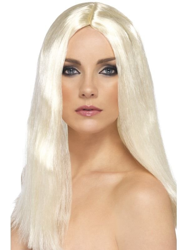 Star Style Pruik Blond