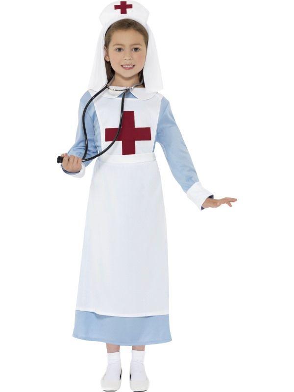 WW1 Nurse Kostuum