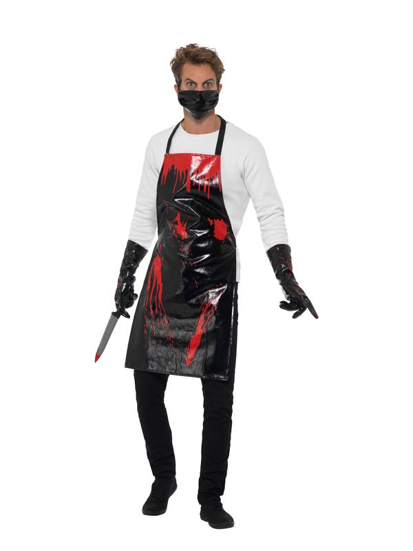 Bloody Surgeon/ Butcher Set