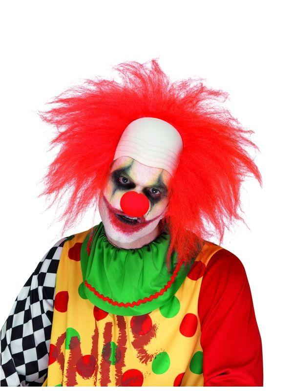 Clown Horror Pruik