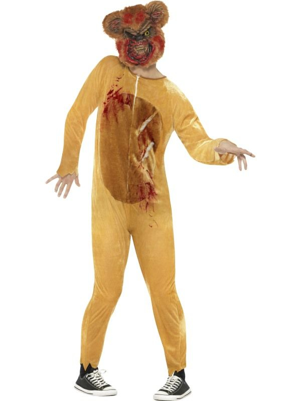 Deluxe Zombie Teddy Bear Kostuum