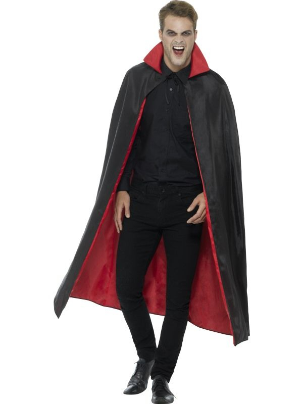 Reversible Vampire Cape