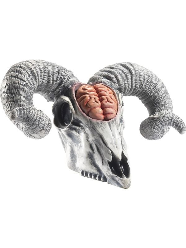 Latex Rams Skull
