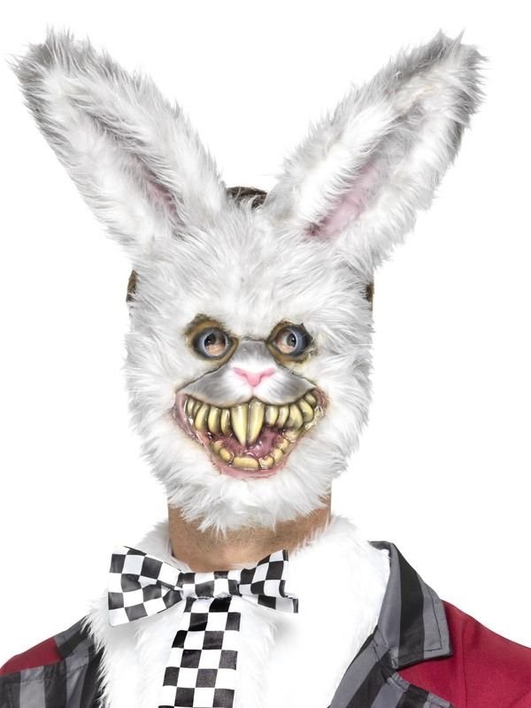 White Rabbit Masker