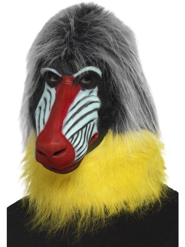 Baboon Masker