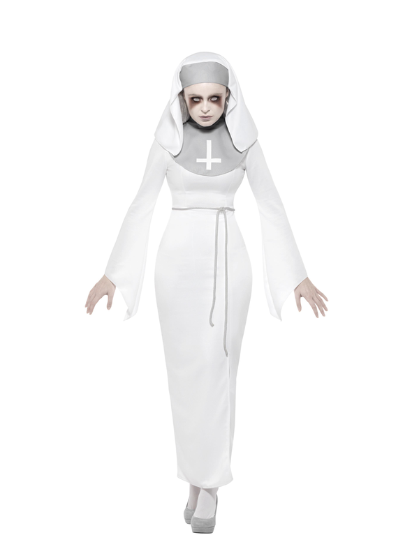 Haunted Asylum Nun Kostuum