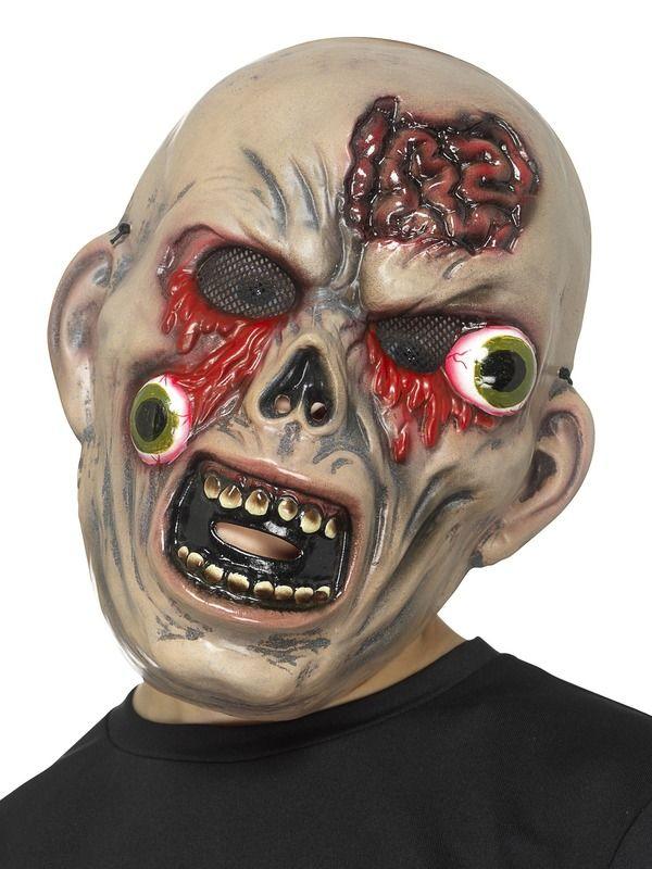 Monster Bulging Eye Kinder Masker
