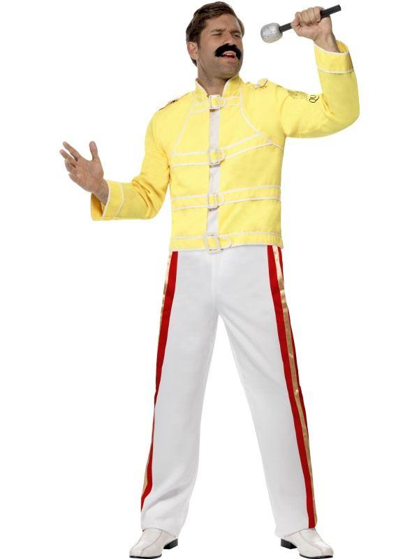 Queen Freddie Mercury Kostuum