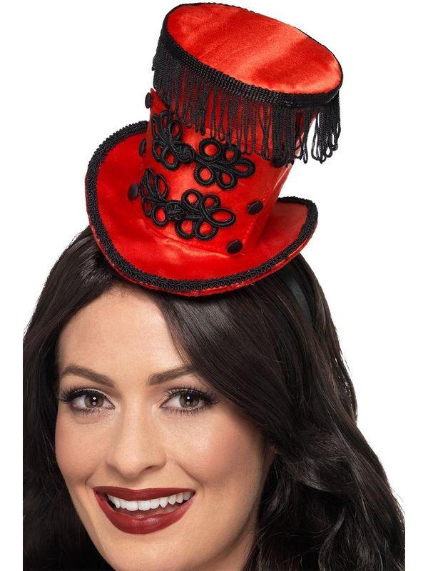 Ring Master Mini Hat op Diadeem