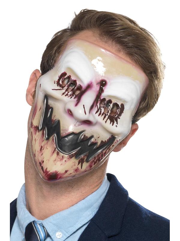 Blood Smile Masker