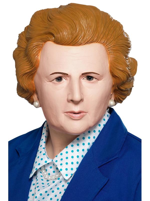 Iron Lady Masker