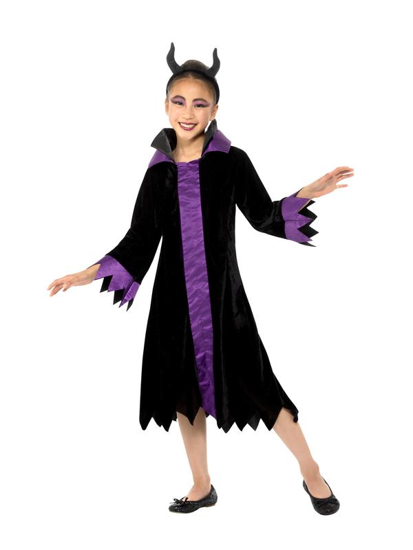 Evil Queen Kinder Kostuum