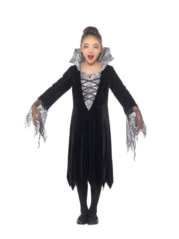 Spider Vampire Kinder Kostuum