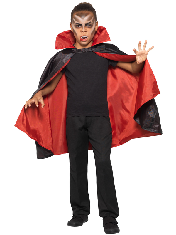 Reversible Vampire Kinder Cape