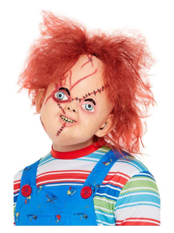 Chucky Latex Masker