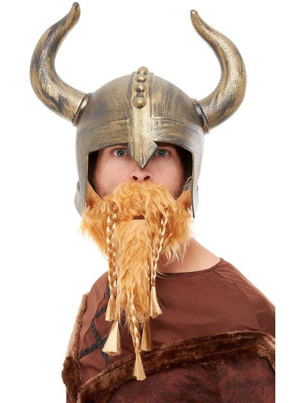 Viking Helm met Baard