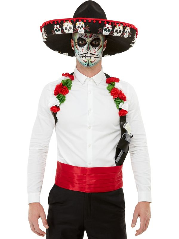 Day Of The Dead Setje