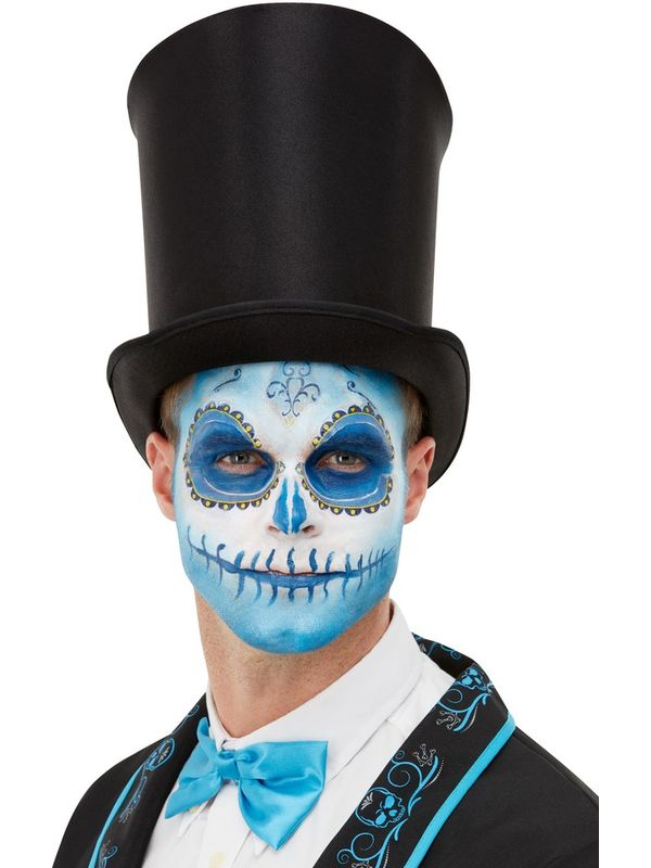Make-Up FX, Day Of The Dead Kit, Aqua