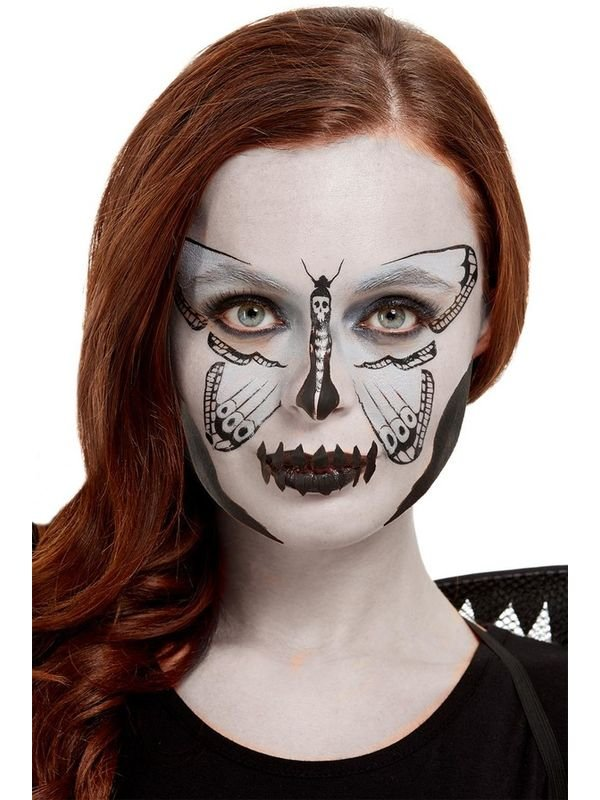 Make-Up FX, Dark Botanicals Moth Kit, Aqua