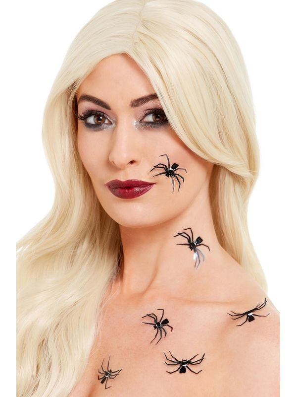 Make-Up FX, 3D Spider Stickers