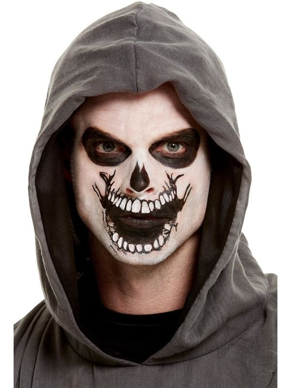 Make-Up FX, Skeleton Mouth Face Transfer