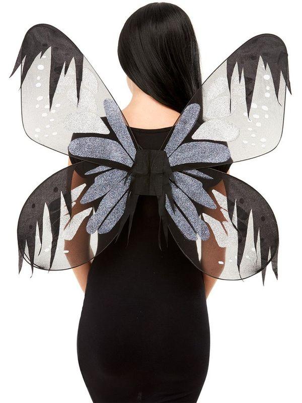 Dark Botanicals Moth Vleugels