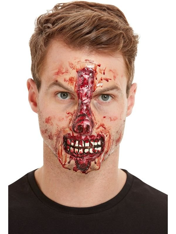 Make-Up FX, Exposed Nose & Mouth